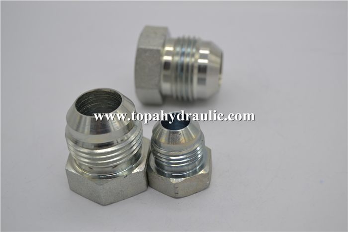 gates industrial hose compression hydraulic adapters