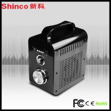 Le meilleur Haut-parleurs sans fil portatifs stéréo bon marché de Bluetooth pour la promotion