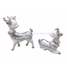 Hot Double Deers für Home Decoration