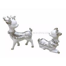 Deers doble caliente para la decoración casera
