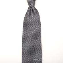Cravates géométriques maigres de microfibre de mode de polyester moderne fait sur commande