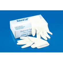 Non-Sterile Medical Latex exame luvas com CE ISO