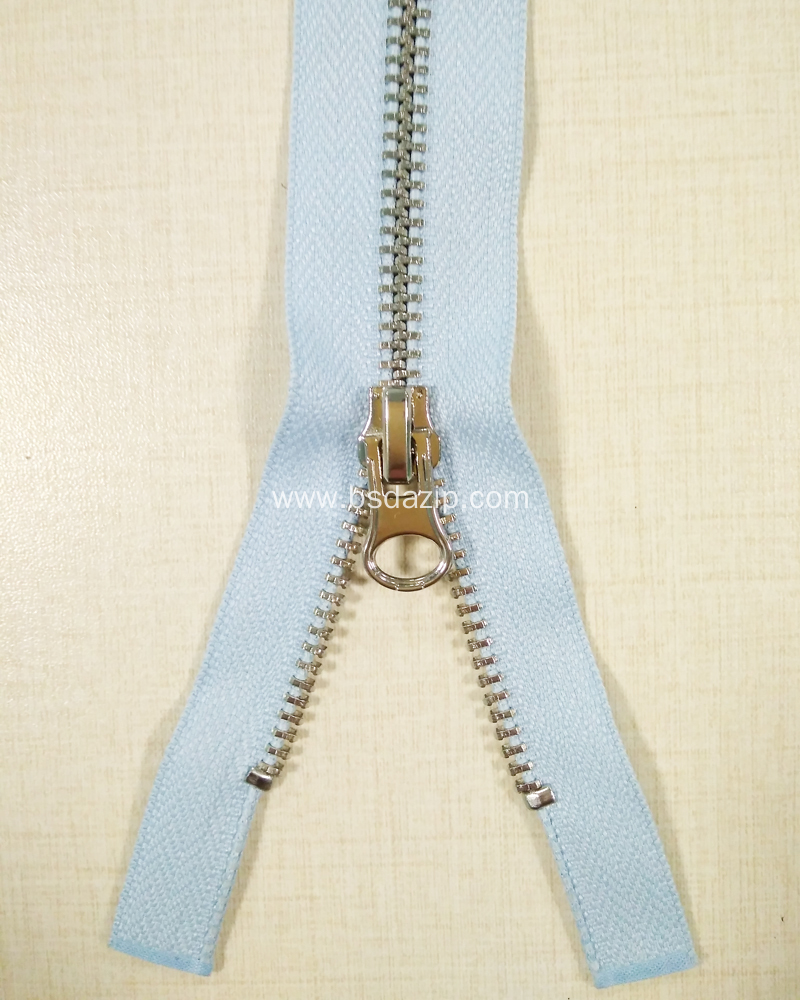 Ykk Stainless Steel 12 Inch Zipper for Handbags