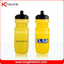 Plastic Sport Water Bottle, Plastic Sport Bottle, 650ml Sports Water Bottle (KL-6629)