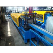 Machine de tuyau de descente carrée en aluminium de vente chaude