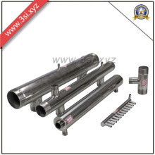 Stainless Steel Pump Manifolds for Booster Pump Sets System (YZF-ZM01)
