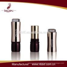 Conteneur à lèvres or mignon pour l'emballage à rouge à lèvres
