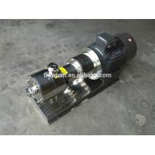 2800 tr / min toute pompe à cisaillement haute précision en acier inoxydable avec certificat CE