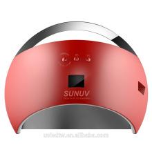 Professionelle 48w SUN6 intelligente Sensor uv führte Nagel Lampe mit Unterstützung OEM CE Rosh Zertifikat schönen Design für Nägel Salon