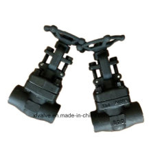 API602 1500lb Forged Steel A105 Rosca End NPT válvula de compuerta