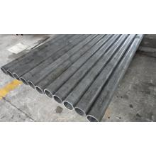 Seamless honed steel tube