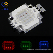 High power outdoor led floodlights 10w rgb