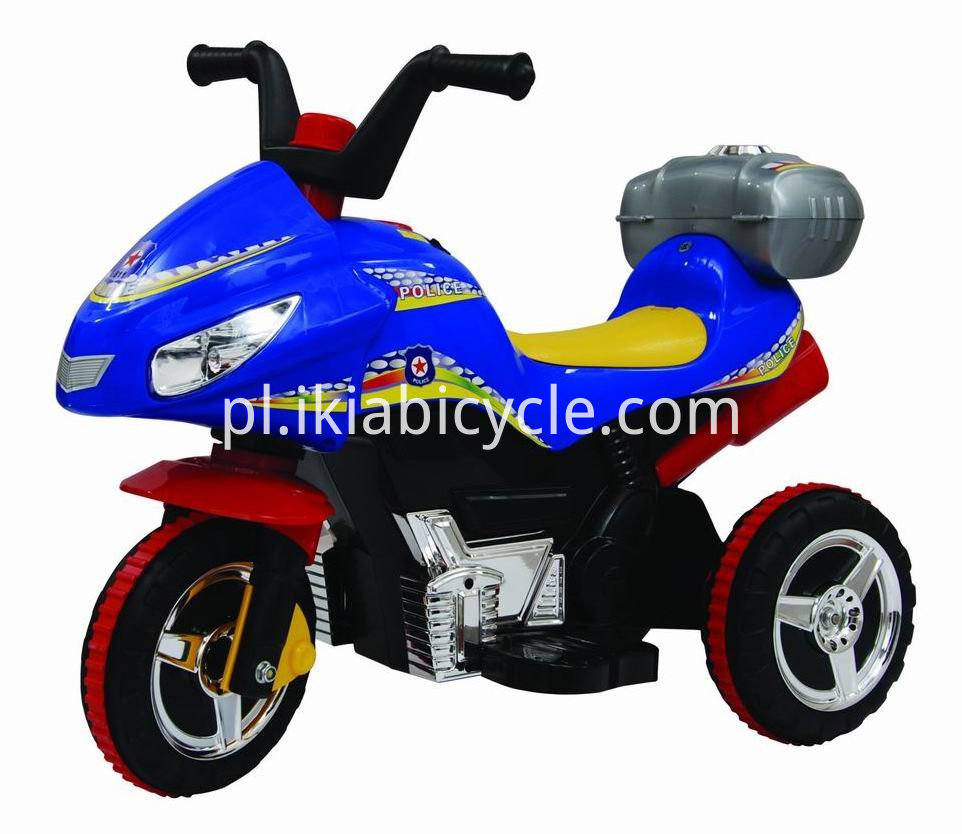 Colorful Children Electric Tricycle