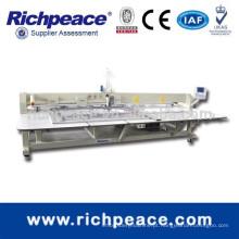 Máquina de costura de braço longo com cabeça simples Richpeace