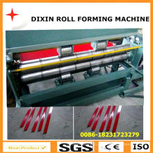 Máquina de corte rápido e rebobinamento