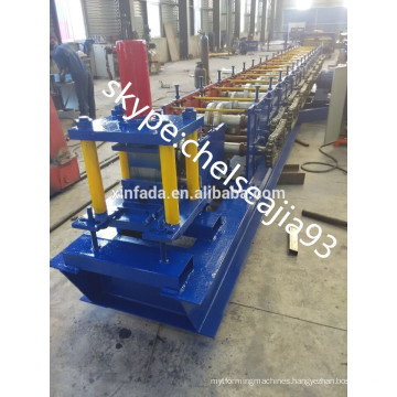 High quality C Purlin Machine/Steel Sheet Roll Forming Machine