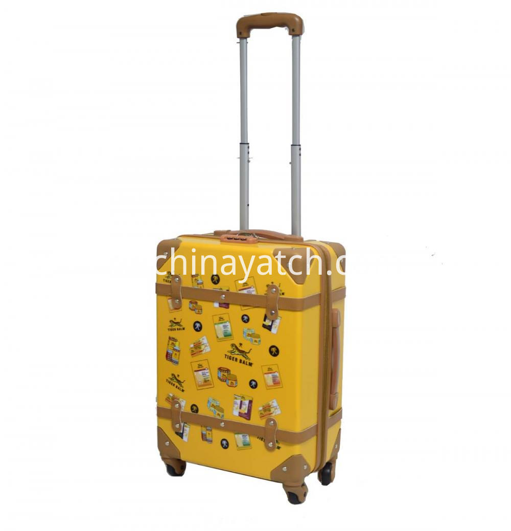 Trolley Suitcase Upright