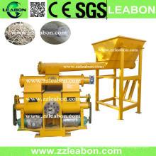 Pofessional Sawdust Arroz Husk Briquette Making Machine, resíduos de madeira Briquette Press