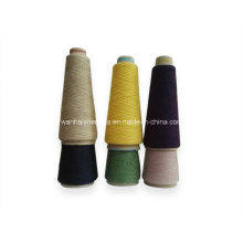 Blended Knitting 85%Silk 15%Cotton Yarn for Knittng and Weaving