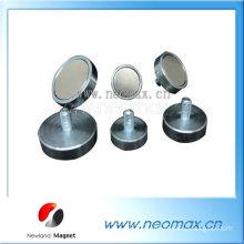 Hooks With Customized Neodymium Pot Magnets