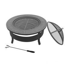 Garden Patio Camping Folding Brazier