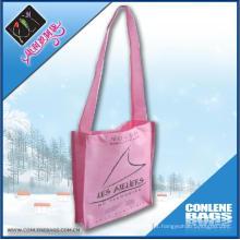 Bolsa de ombro de publicidade (KLY-NW-0070) Bolsa de ombro saco de lona Design