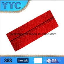 # 4 Fashion Nylon Zipper, Open End Zipper