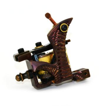 Benzersiz tasarım CNC pirinç el yapımı dövme makineli tüfek