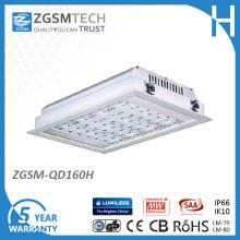 Lampes de station service de 160W LED avec 17600lm