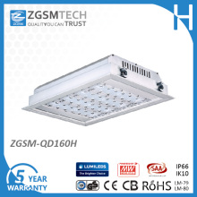 160W LED Gas Station Lamp with Motion Sensor