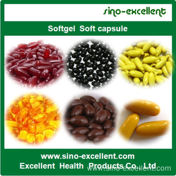 Garlic Oil Softgel soft capsules