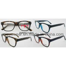 Nueva moda de los hombres Cp marco óptico del marco de gafas (wrp411403)