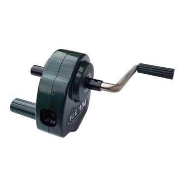 Side Manual Hand Crank Winch for Greenhouse Ventilation