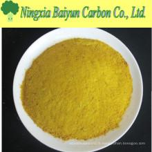 Chlorure de polyaluminium en poudre jaune