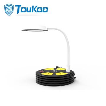 LED Lampe Verlängerungskabel 4 Gang USB Ports
