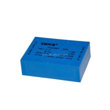 flat type pcb mount power electrical transformer