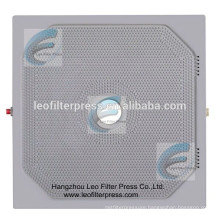 Leo Filter Press Membrane Filter Plate Filter Press,Membrane Filter Press with Membrane Squeezing Pressinng Operation