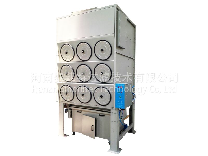 Industrial Filter dusting Devices
