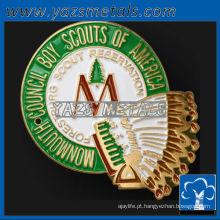 personalize medalhas de metal, moda personalizada de alta moda spor personalizado trela de medalhões de vara