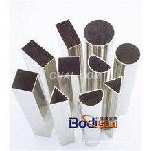 Aluminum Seam / Seamless Tube 1050 1060 1070 1100 1154 1200 2014 2017 2024 3003 6061 6063 6082 7A04 7075 Aluminum Tube, Pipe, Parallel Flow Flat Tube, Circular