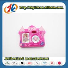 Смешно клиентов Пластиковые мини фото игрушки для малышей