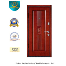 Simplestyle Security Steel Door with Carving for MID East (L2-1005)