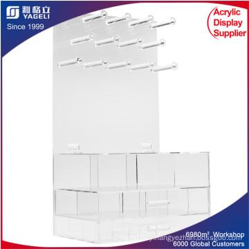 Acrylic Makeup Organizer/PMMA Cosmetic Transparent Storage Box