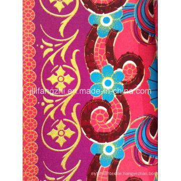 100% Polyester/ African/ Printed Wax Fabric for Garment