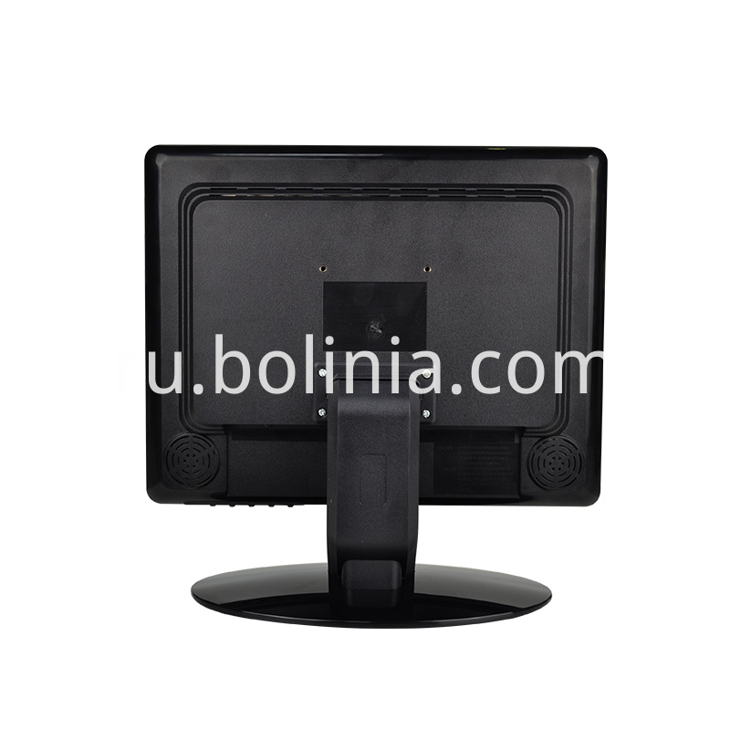 B150 lcd monitor-B back view