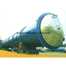 Высокое качество нержавеющей стали автоклавного газобетона производства кирпича Автоклав линия для промышленности с клапанами