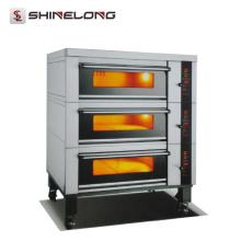 CER genehmigte elektrische kleine Ofen-Maschinerie der Bäckerei-Ausrüstungs-K620 benutzt