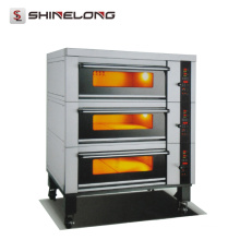Machines électriques de petit four approuvées par CE de la boulangerie K620 d'équipement de four utilisées