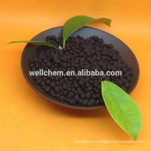 ANYWIN fornece diretamente em pó granular adubo de ácido húmico preto para coqueiro