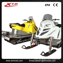 Mobilen Rubber Track Gas Erwachsenen Schnee Ski Schneeroller